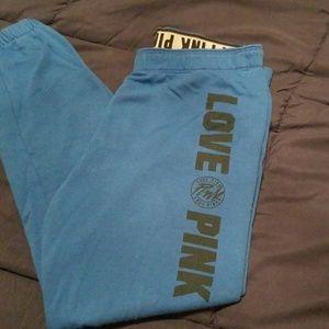 Pink sweatpants!💕